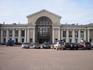Железнодорожный вокзал в Выборге