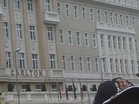 Самый большой в городе отель  «Карлтон»