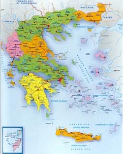 Карта Герции