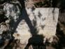 один из  каменных  напоминаний что мы идем по царской тропе