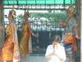 Бангкок-Тайские танцы у алтаря Эраван