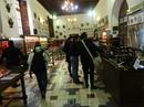 В Толедо много мастерских, где можно посмотреть, как делаются изделия из металла и купить, например, клинок.