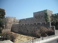 вот стены крепости