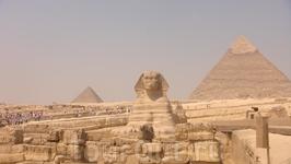 пирамиды+сфинкс
