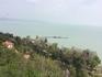 Виды Балатона с полуострова считаются самыми красивыми.