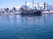 """""""Пиратский корабль"""" для туристов"""