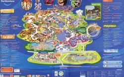 Карта Парта Авентуры