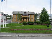 Улицы Tromso.