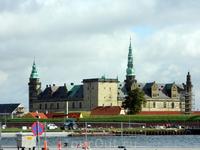 Хельсингёр. Замок Кронборг.