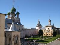 Большой кремлевский комплекс