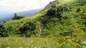 Интересное начало у реки Армянка-спадает водопадом прямо из горы