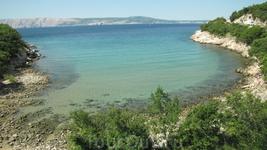 вот выглядят заливы Хорватии