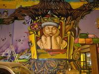 Лимассол , граффити
