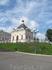 Чуть выше памятника Льву Ошанину расположилась Никольская часовня. Построена в 1867 году, восстановлена в 2011 году