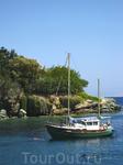Яхта, море