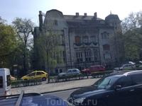В Будапеште у меня случился приступ дежавю: мне казалось, что где-то, когда-то я это видела...)))