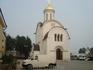 Рождественский монастырь. Храм Рождества Богородицы. Здесь изначально был захоронен А.Невский.