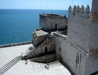 Крепость Пеньискола