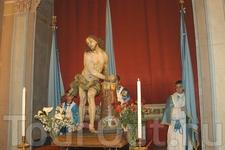 Кристо алла Колонна в Церкви Иммаколата