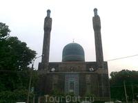 Мечеть у м.Горьковская. 5