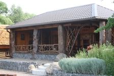 в музее Бабы-Яги