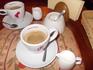 """Вкуснейший кофе- как говорит мой знакомый:""""Все кофе из одоного мешка .Но  происходит чудо: воздух ли настроение и подобный вкус не повторить нигде- только ..."""