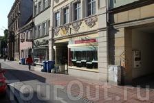 город Бамберг в Германии, родной город Яна Ворманна