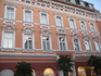 Здания Опатии величественны как на подбор....