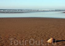 пляж..6 утра