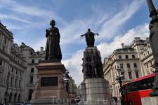 Монумент посвященный Крымской войне.