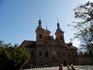 Петришен холм ( день второй) собор возле башни
