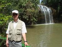 Водопады, водопады