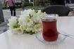 Мы шли уставшие по городу,и нас пригласили в кафе абсолютно бесплатно попить чаю. Вот такие они, турки -гостеприимные