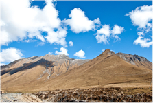 Пейзажи Главного Кавказского хребта