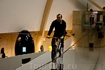 Научный центр «Ahhaa». В зале Технологий можно проехаться на велосипеде по тросу на высоте 8 метров.