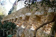 Стены помнят многое