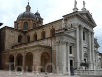 Кафедральный собор в Урбино