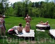 Вышне Ружбахи - солнечные ванны экспедиции Travel Film Media