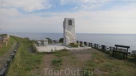 Место трагической гибели А.Вампилова, Листвянка