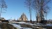 Санкт-Петербург Невский лесопарк, Покровский погост