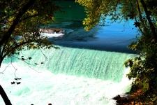 смотришь на водопад и .... наступает умиротворение!!!