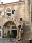 Двор Ратуши. Лестница ума