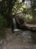 в парке  очень много  вот таких   небольших водопадов