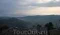 Утренние пейзажи со стен Монтепульчано