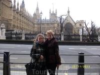&quotПапе для отчета&quot - фото на память у Парламента