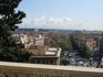 Вид на Рим из музея