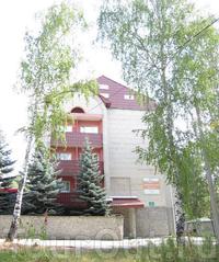 Фото отеля Гостиничный комплекс Утёсофф