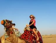 В пустыне Эмират