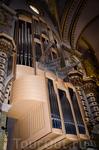 Орган насчитывает 4230 труб, 63 регистра, 4 мануала и 1 педаль. Здесь проходят органные концерты. Из-за замечательного звучания инструмента,  Каталония ...