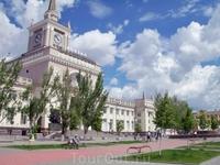 Здание признано памятником архитектуры